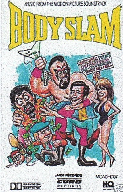 BODY SLAM DVD